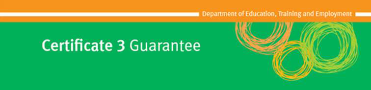 Certificate 3 Guarantee Subsidy (Qld) | Wesley Institute of Training