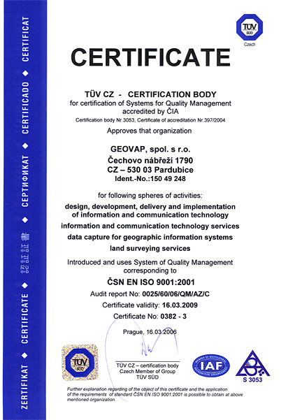 Iso 9001 Certification Assessment