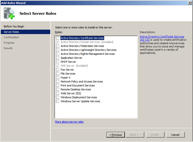 Configuring Certificate Based Authentication for Exchange 2010