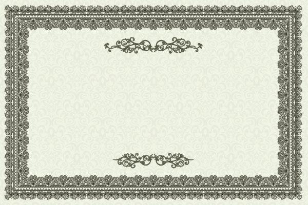 Home Design: Certificate Stock Images Image Certificate Border