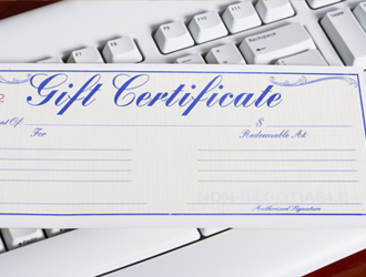 Paper or Plastic? Gift Certificates vs Gift Cards | LoyalMark
