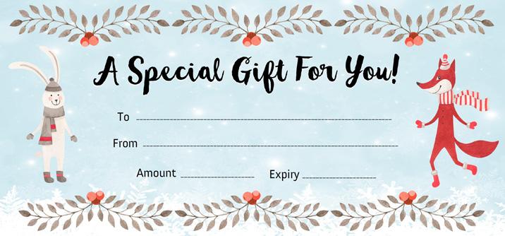 Free Online Gift Certificate Creator Jukeboxprint.com