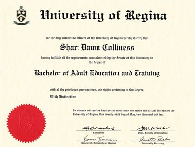 Difference between a Transcript and a Degree Certificate
