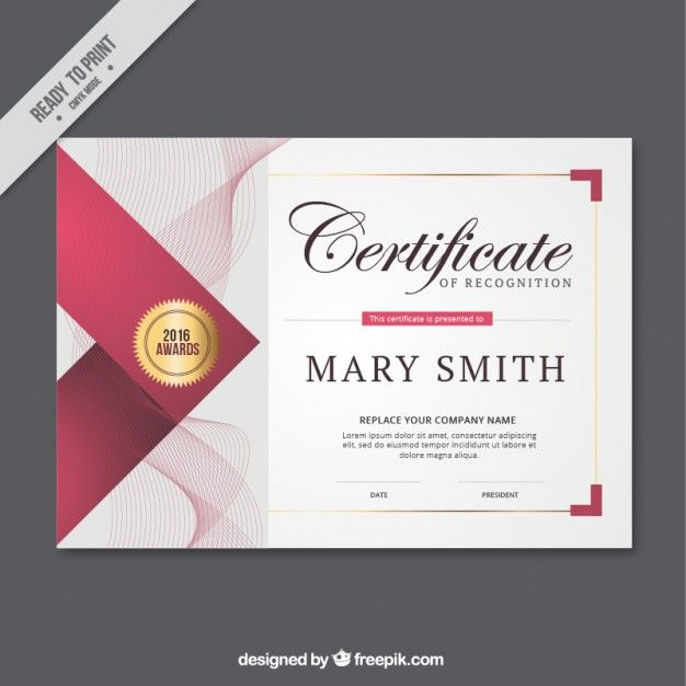 Best 25+ Certificate design ideas on Pinterest | Certificate