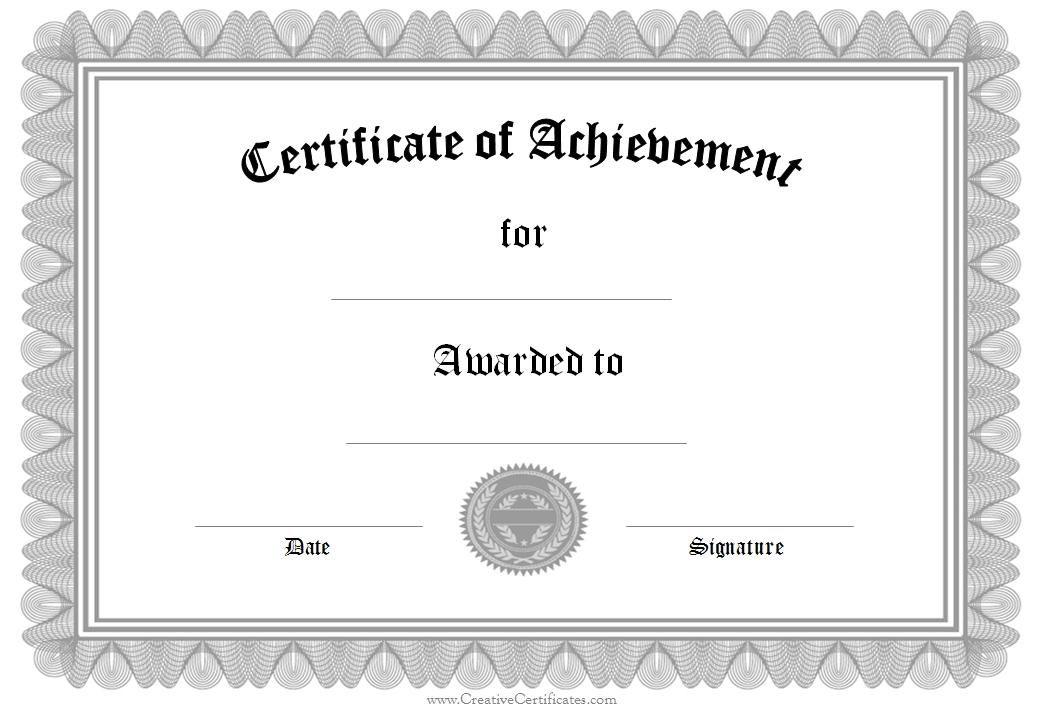 certificate editable template free printable certificate of