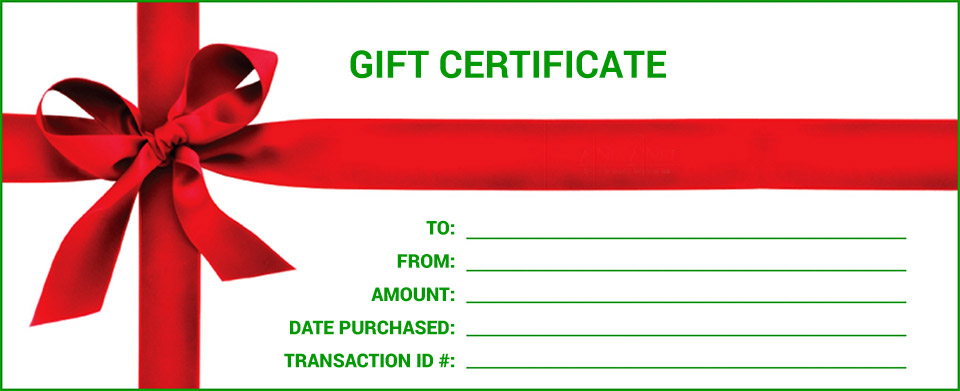 Gift Certificates! | New Stage Theatre