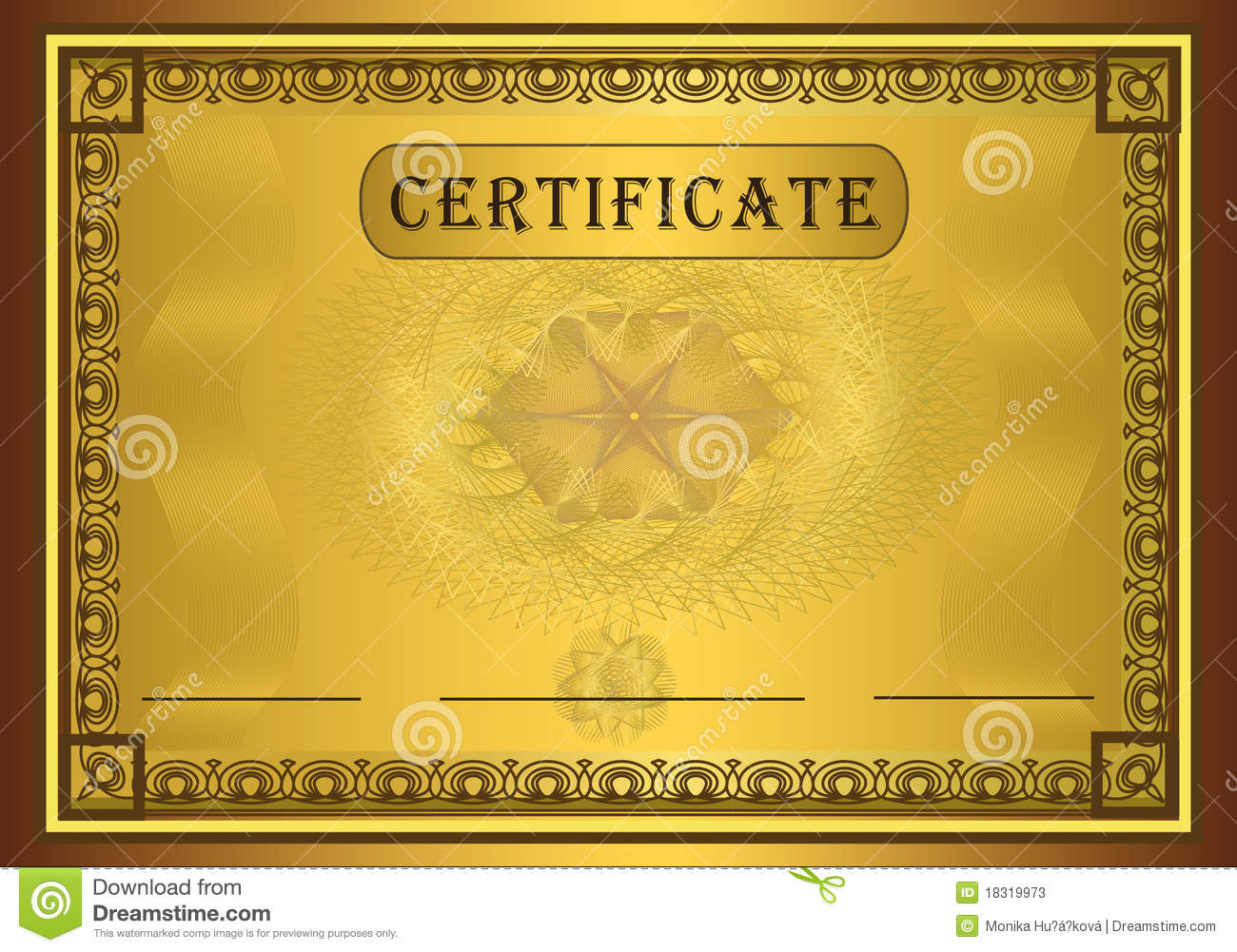 Gold certificate | Gold, Text fonts and Fonts