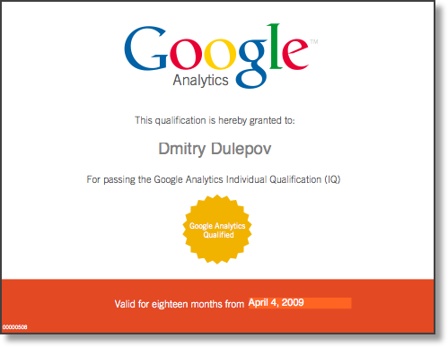Tips to Pass Google Analytics Certification in First Attempt