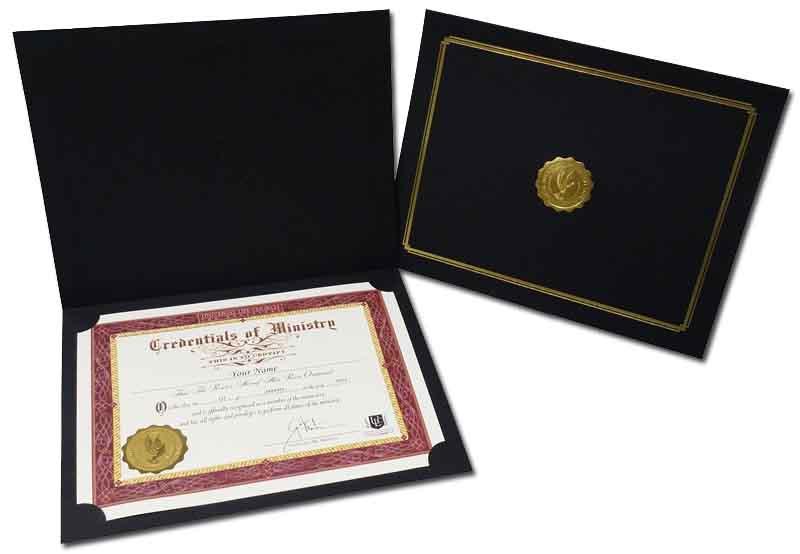 ULC Certificate Holder