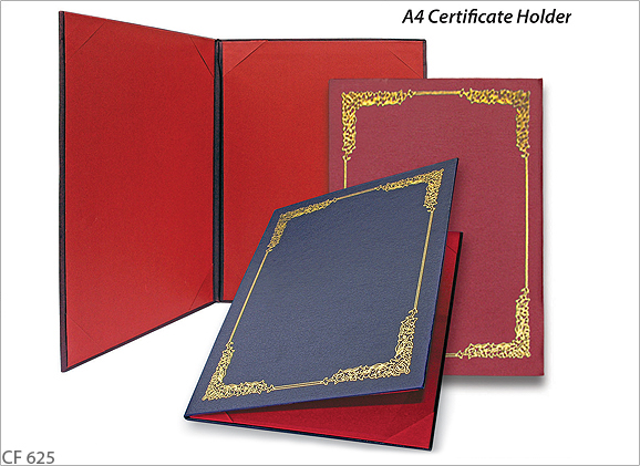 A4 Certificate Holder Malaysia Corporate Gift Supplier