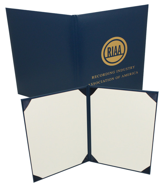 Certificate Holders :: Yebo Custom Binders and Folders