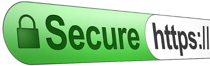 How to enable HTTPS and create a certificate signing request on