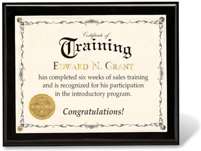 certificate ideas Templates.franklinfire.co