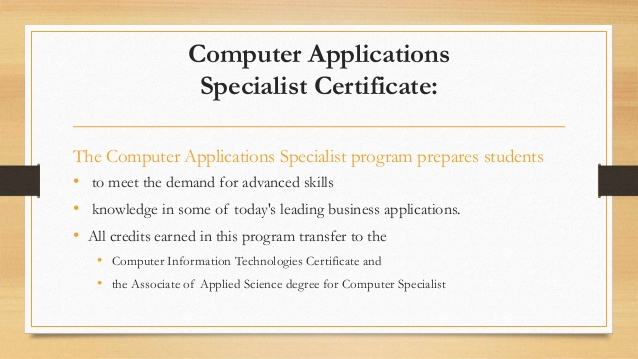 Software Section Integrated Diploma in Software Technology