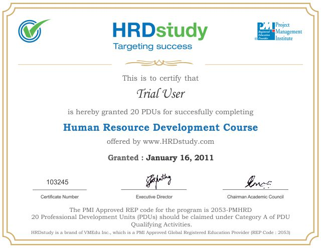 HRDstudy.com: HRCI SPHR, PHR, GPHR certification Economical, Effective