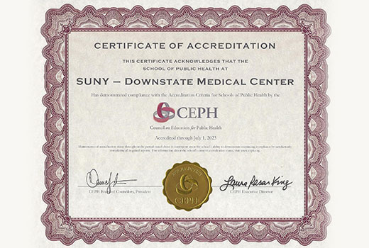 SUNY Downstate School of Public Health