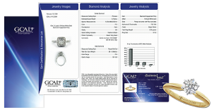 Jewelry certificate of authenticity template certificates certificate jewelry yadclub Gallery
