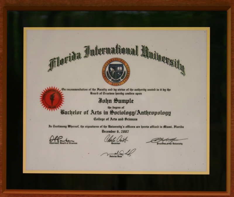 Diploma Plaques New York (NY) | Fond Memories Graphics, Inc.