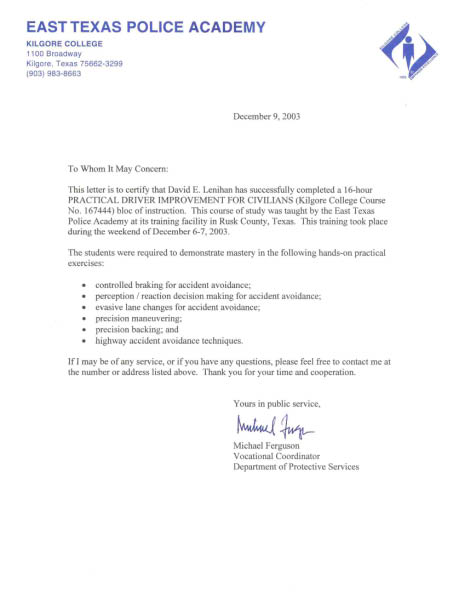 Certificate Letter – certificates templates free