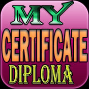 Certificate Maker Transcript Maker on the App Store