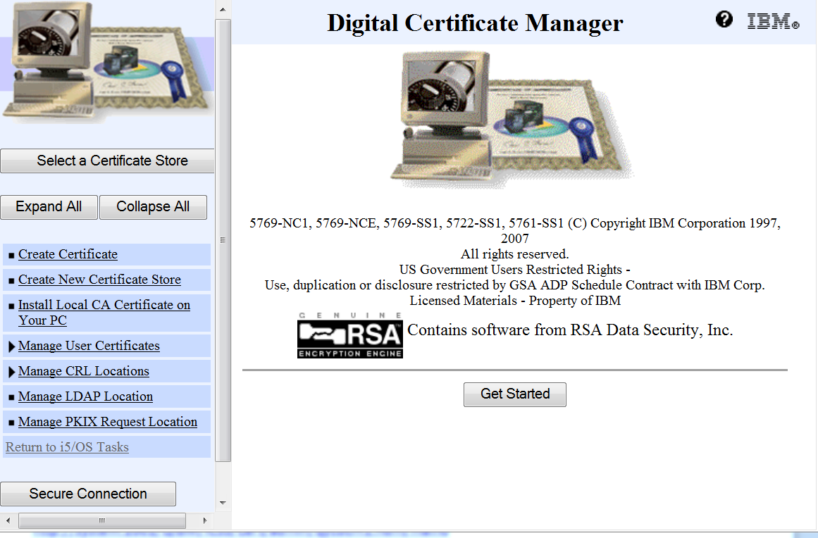 Certificate Manager for Exchange 2007   U BTech Solutions