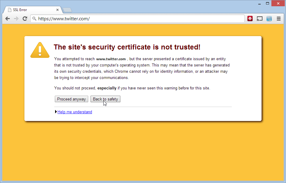 Linksys Certificate Not Trusted Linksys Community