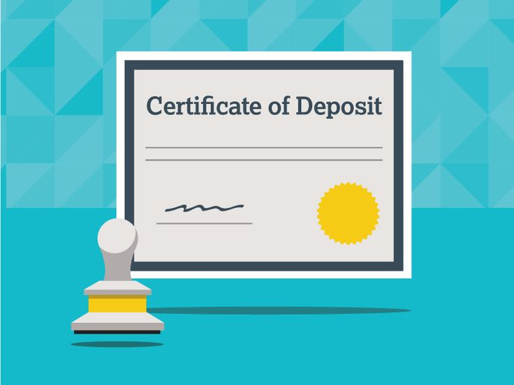Certificate Of Deposit (CD)