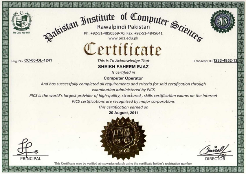 computer certificate templates certificate sample sample of