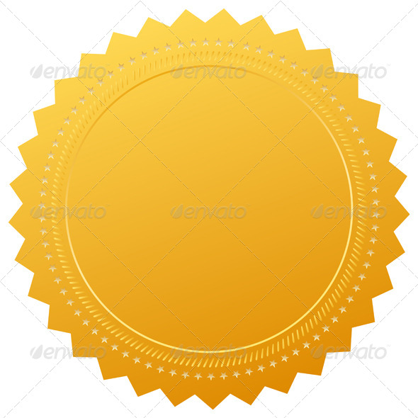 Certificate Star Icon by Arcady31   GraphicRiver