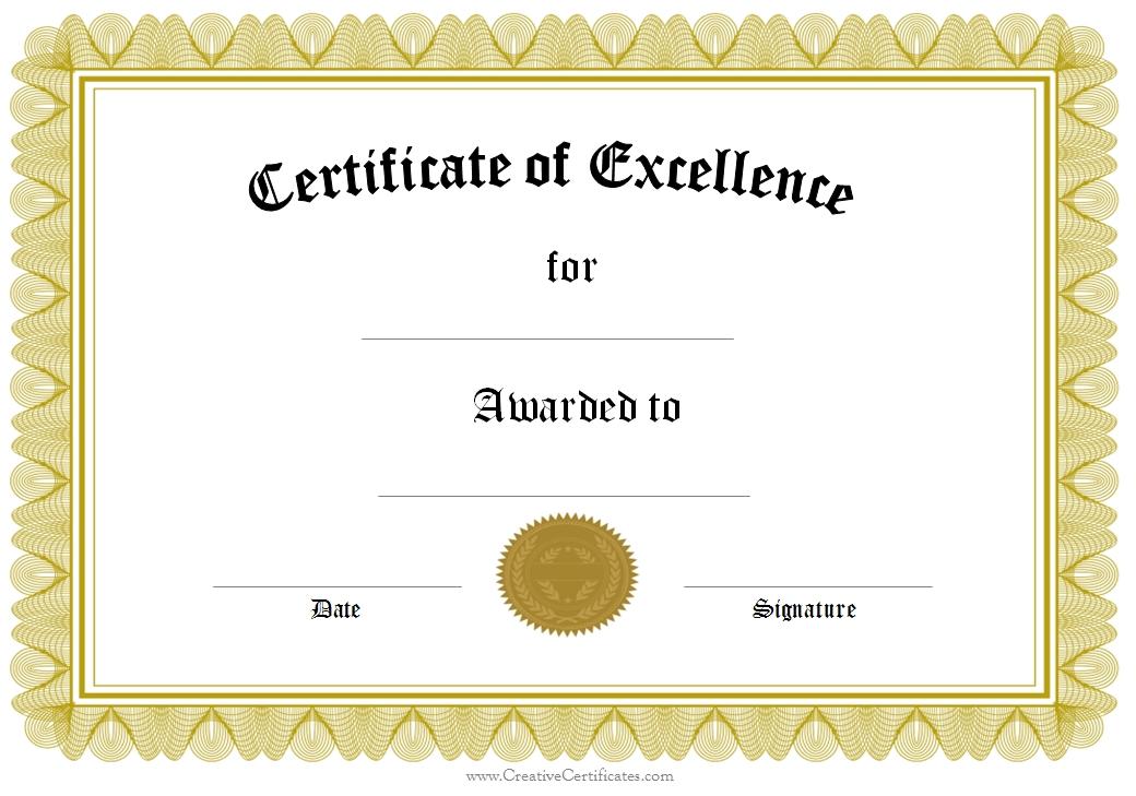 Award Certificate Template | aplg planetariums.org
