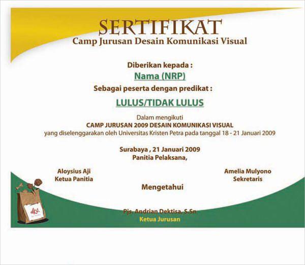 57 Creative Custom Certificate Design Templates | Free & Premium