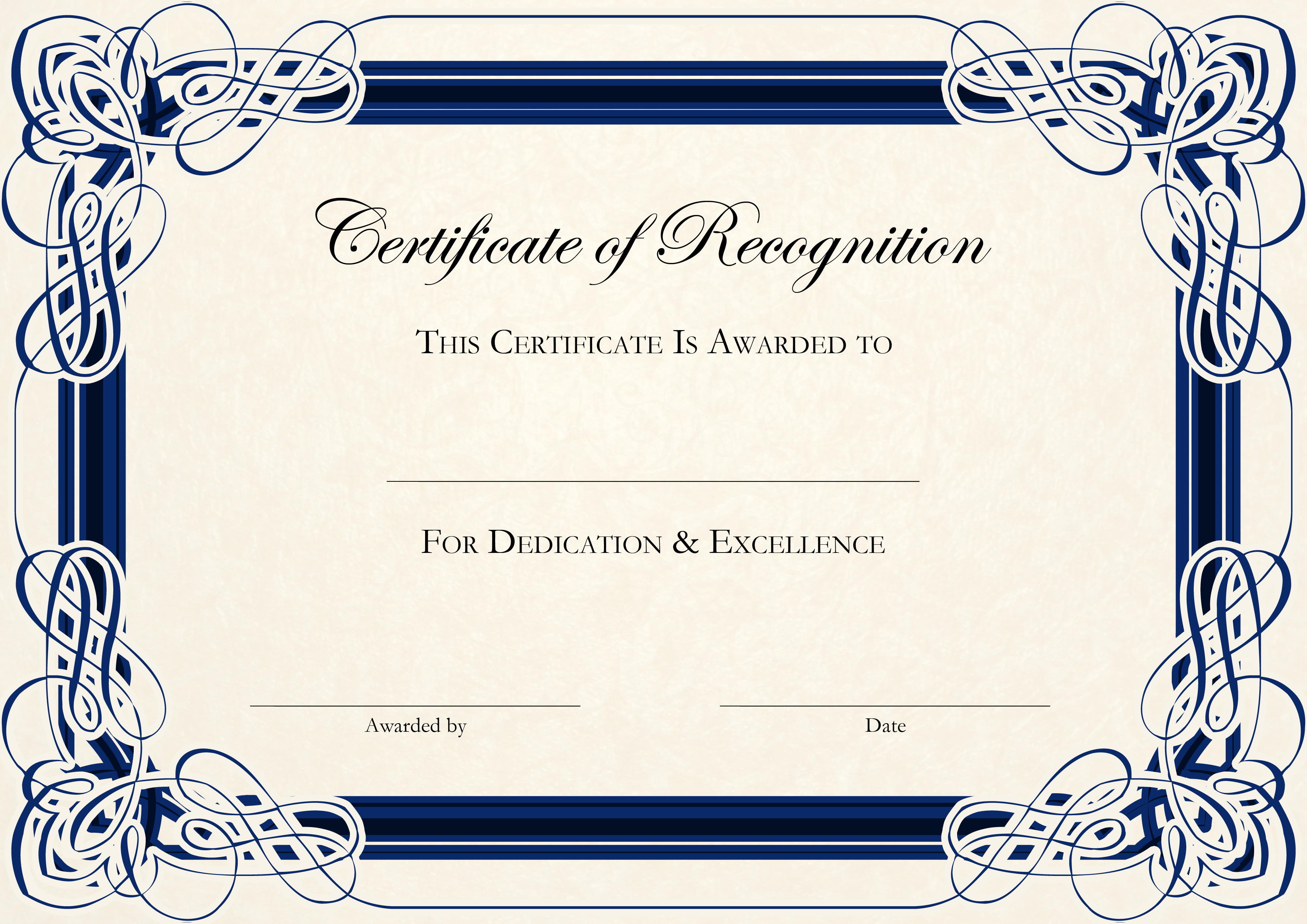 template for certificate word certificate template 31 free