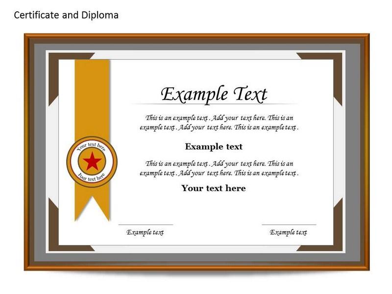 gift voucher template powerpoint powerpoint template ideas Gavea