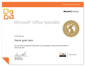 Certificate template office 2007 certificates templates free certificate template office yelopaper Image collections