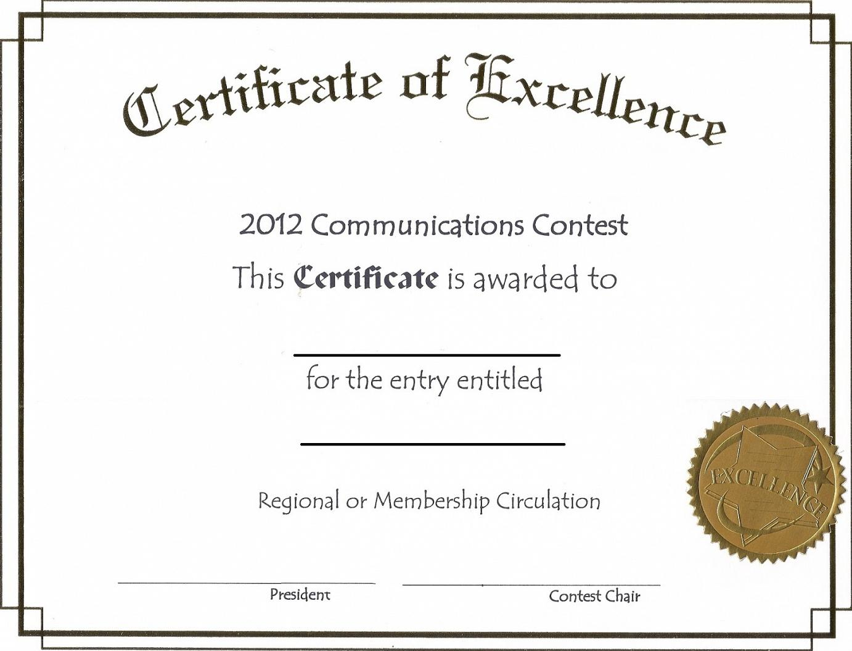 Online Certificates | Certificate Templates