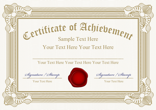 Free Certificate Template Psd imts2010.info