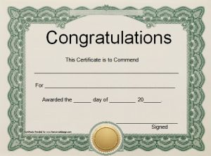 Certificates templates free certificate templates word yelopaper Gallery