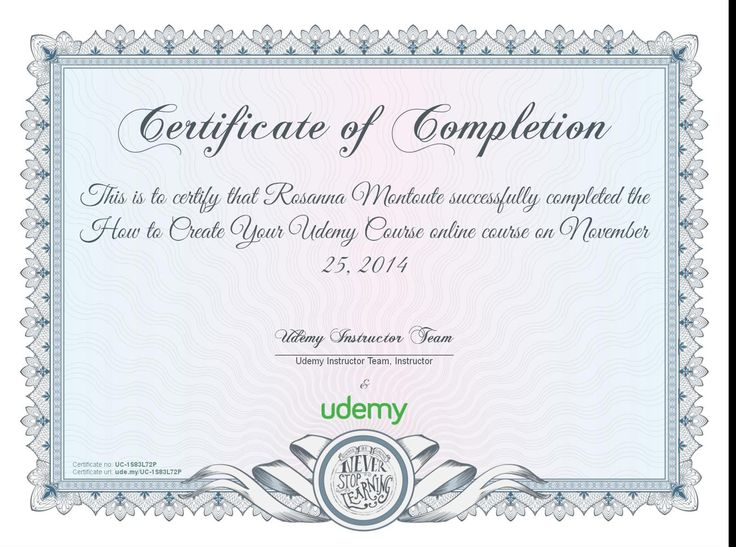 21 best Udemy Certificates and other Qualifications images on