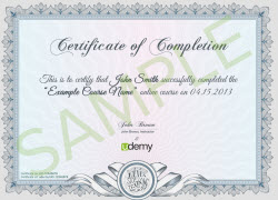 Certificates of Completion Controversy » Selenium Simplified