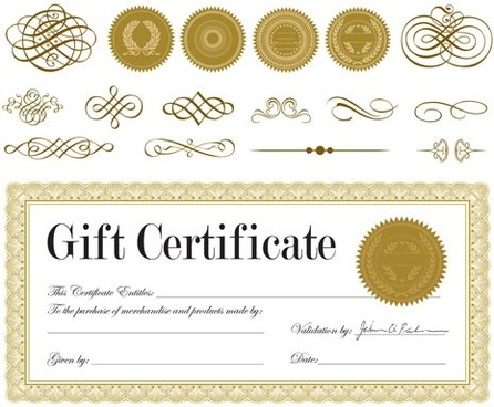 Certificate free vector download (817 Free vector) for commercial
