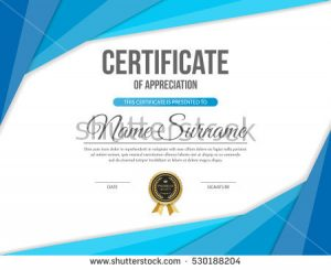 Certificate vector cdr certificates templates free certificate vector yadclub Images
