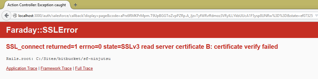tls HTTPS verification failed get certificate information iPad