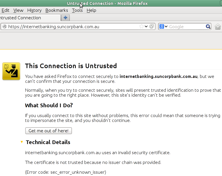 ClearPass Guest Error Operator Login: LDAP Bind failed