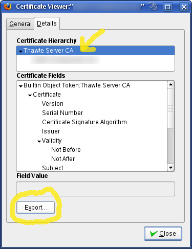 Cert Viewer Plus – Add ons for Firefox