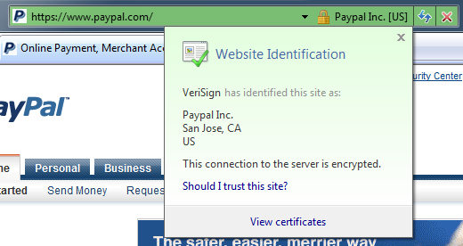 Digital Certificates: Do They Work?