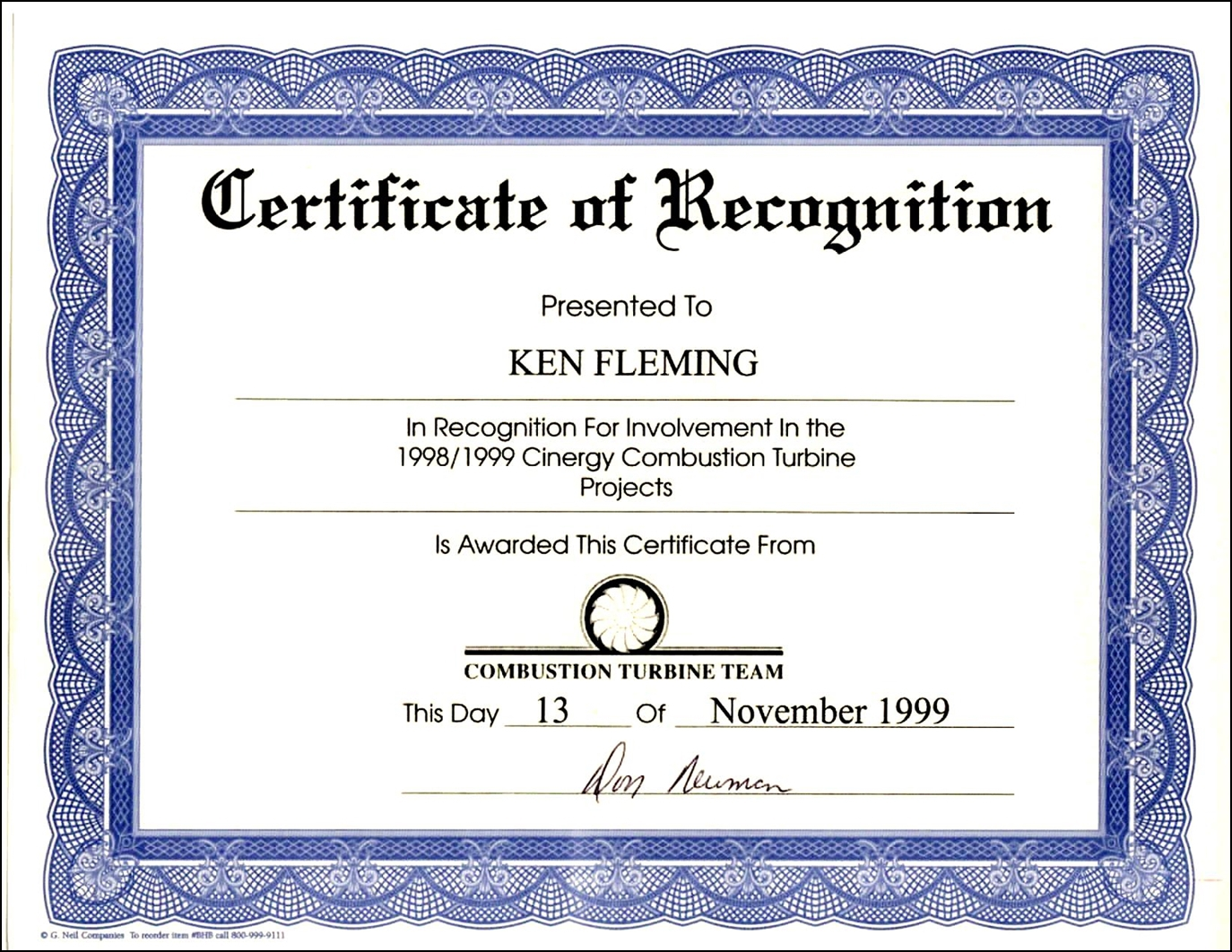 certificate of completion text selo l ink co