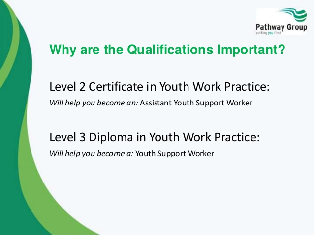 Get a qualification in Youth Work Apprenticeship in Youth Work