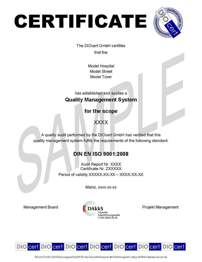 CDG iso 9001, iso 22000, iso 13485, haccp, gmp, ce marking, ohsas