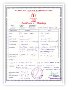 VILLAGE RESOURCE CENTER: HOW TO Obtain Marriage Certificate