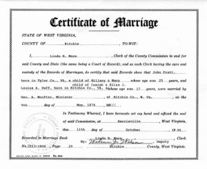 UK Marriage Certificate Apostille | Attestation Services in UAE